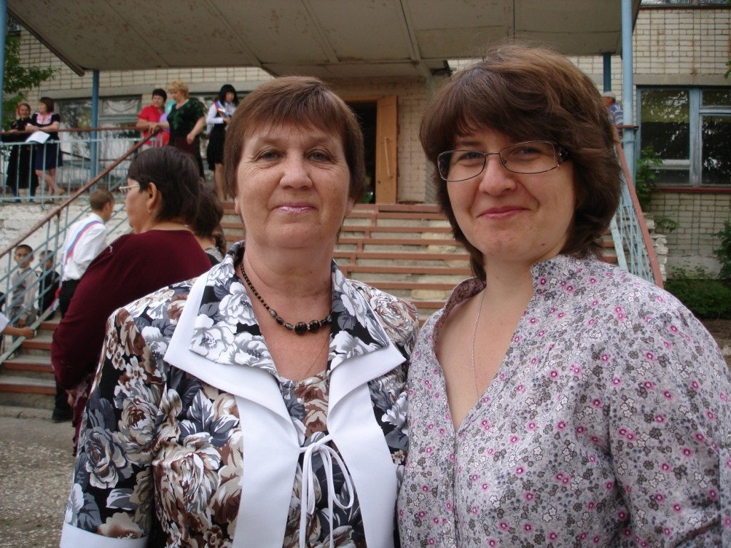 Астафьева Анна Михайловна, Замедлина Анастасия Борисовна