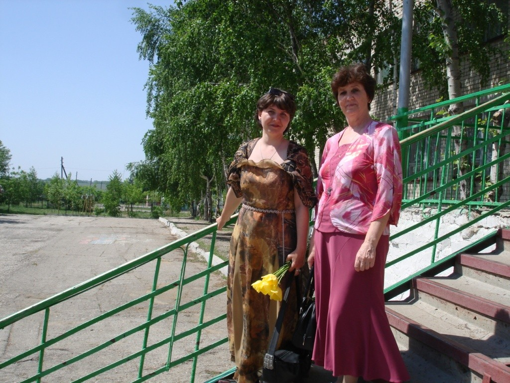Замедлина Анастасия Борисовна, Астафьева Анна Михайловна