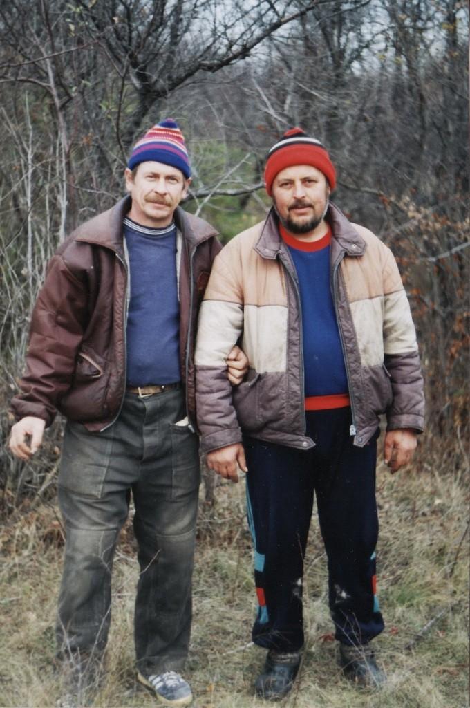Аставфьев Юрий Николаевич, Михайлов Михаил Николаевич. В походе