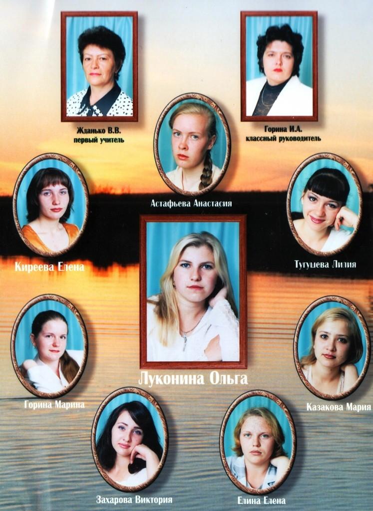 Выпуск 2001