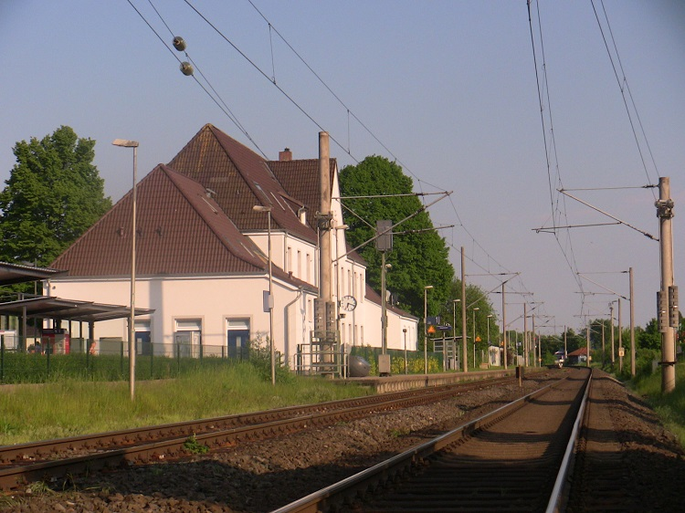 Bahnhof Nortorf