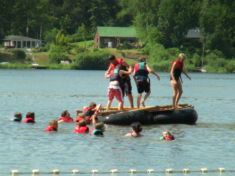 Floßfahrt & Fun