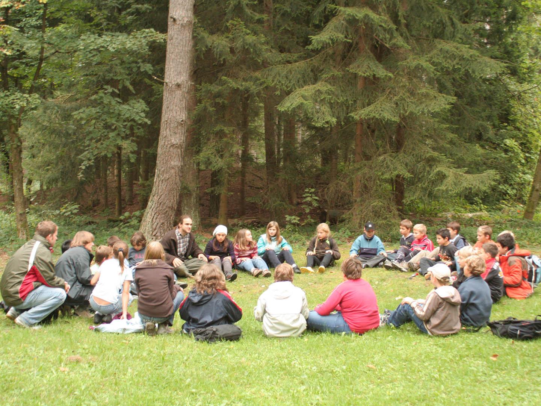 The Circle Way - teile deine Erfahrungen und erlebe Gemeinschaft