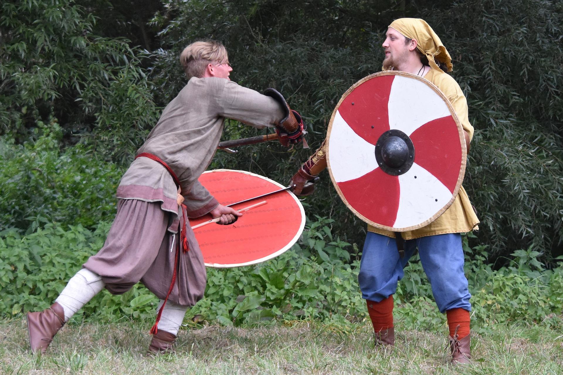 Mittelalter Action