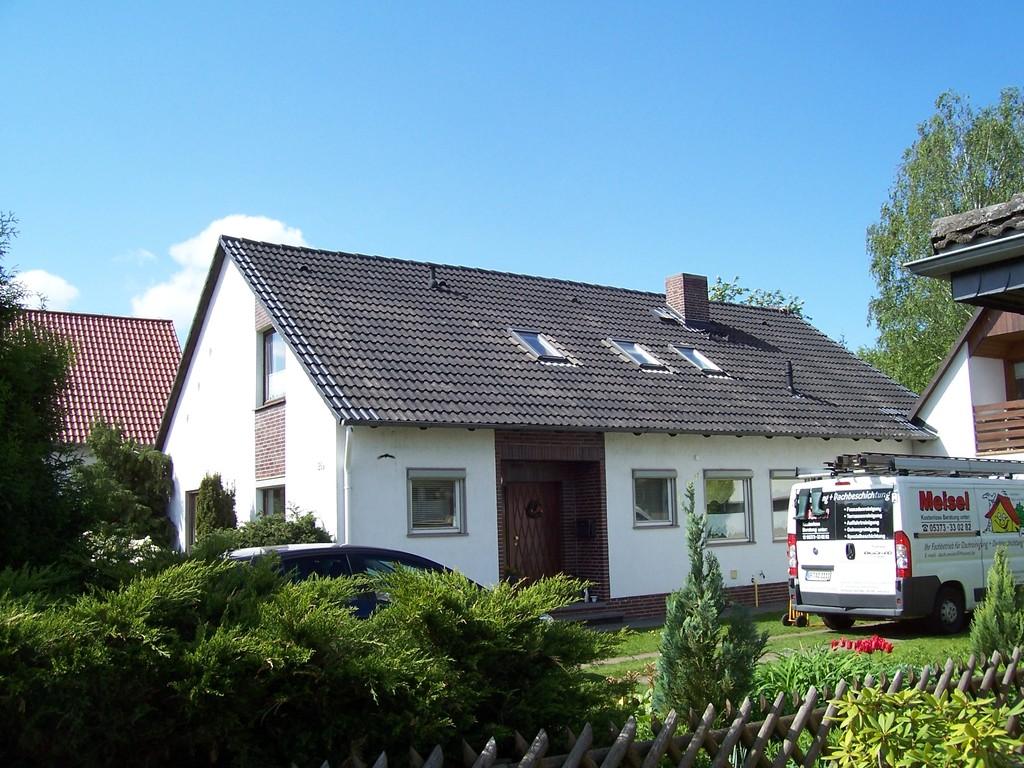 Dachreinigung Meisel Dachbeschichtung Weyhausen
