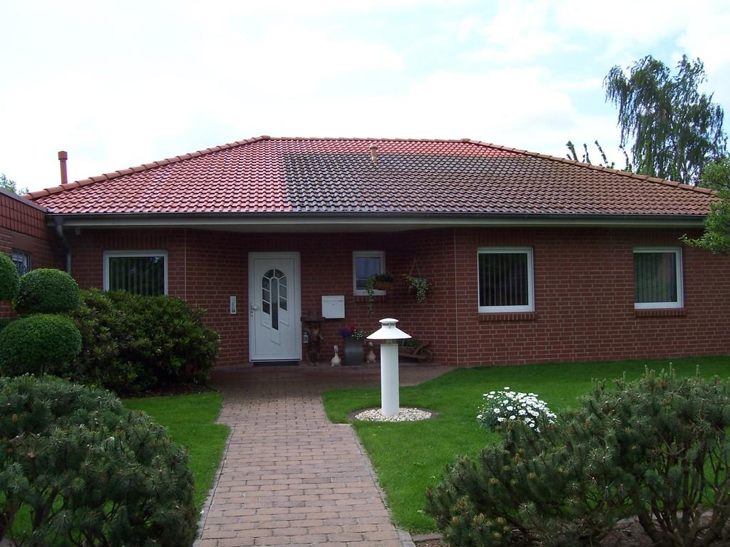 Dachreinigung Meisel Dachbeschichtung Gehrden