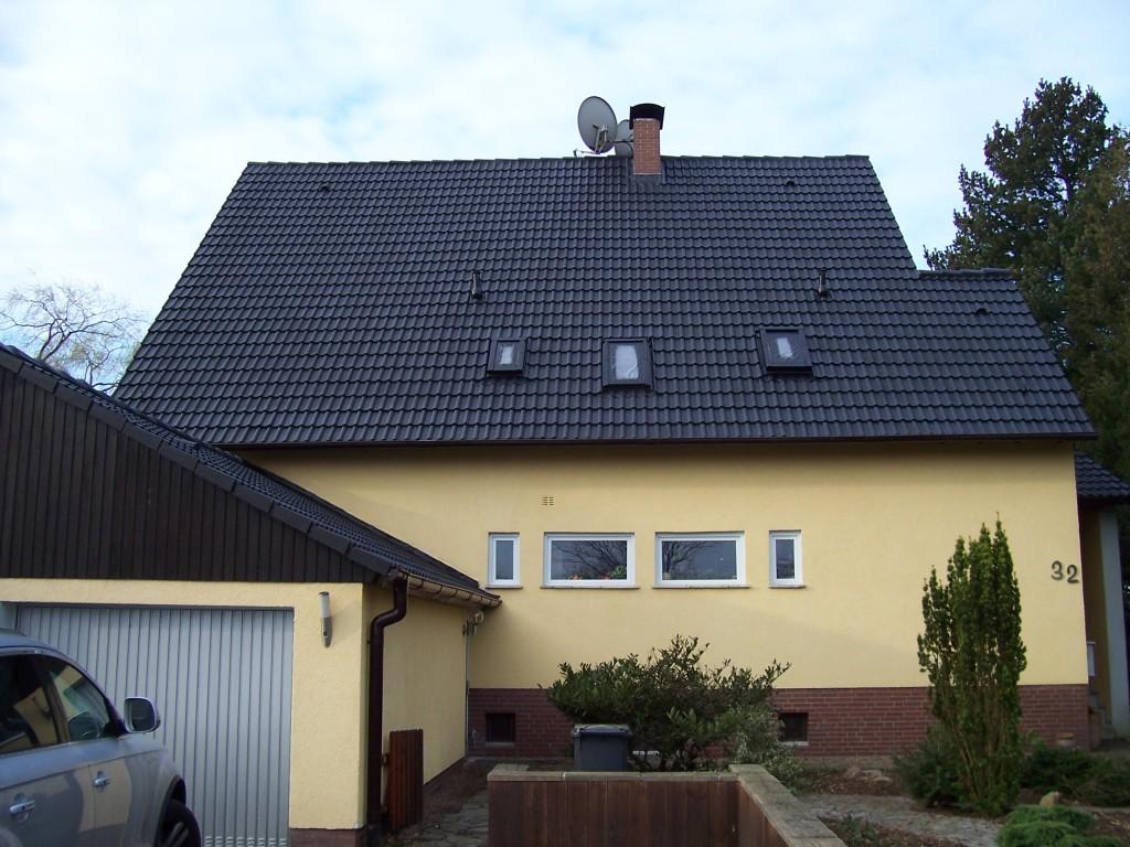 Dachreinigung Meisel Dachbeschichtung Lagesbüttel