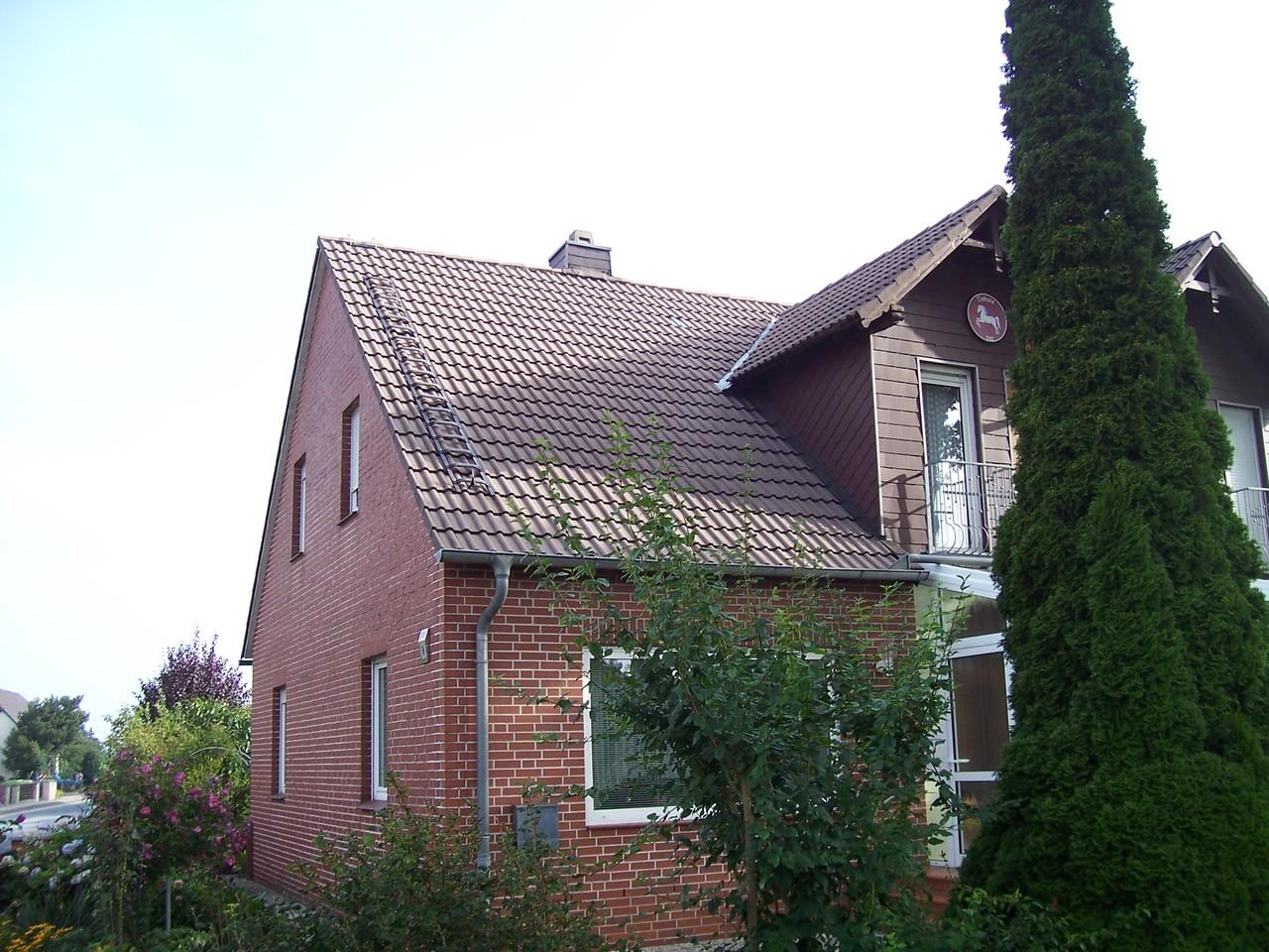 Dachreinigung Meisel Dachbeschichtung Hillerse