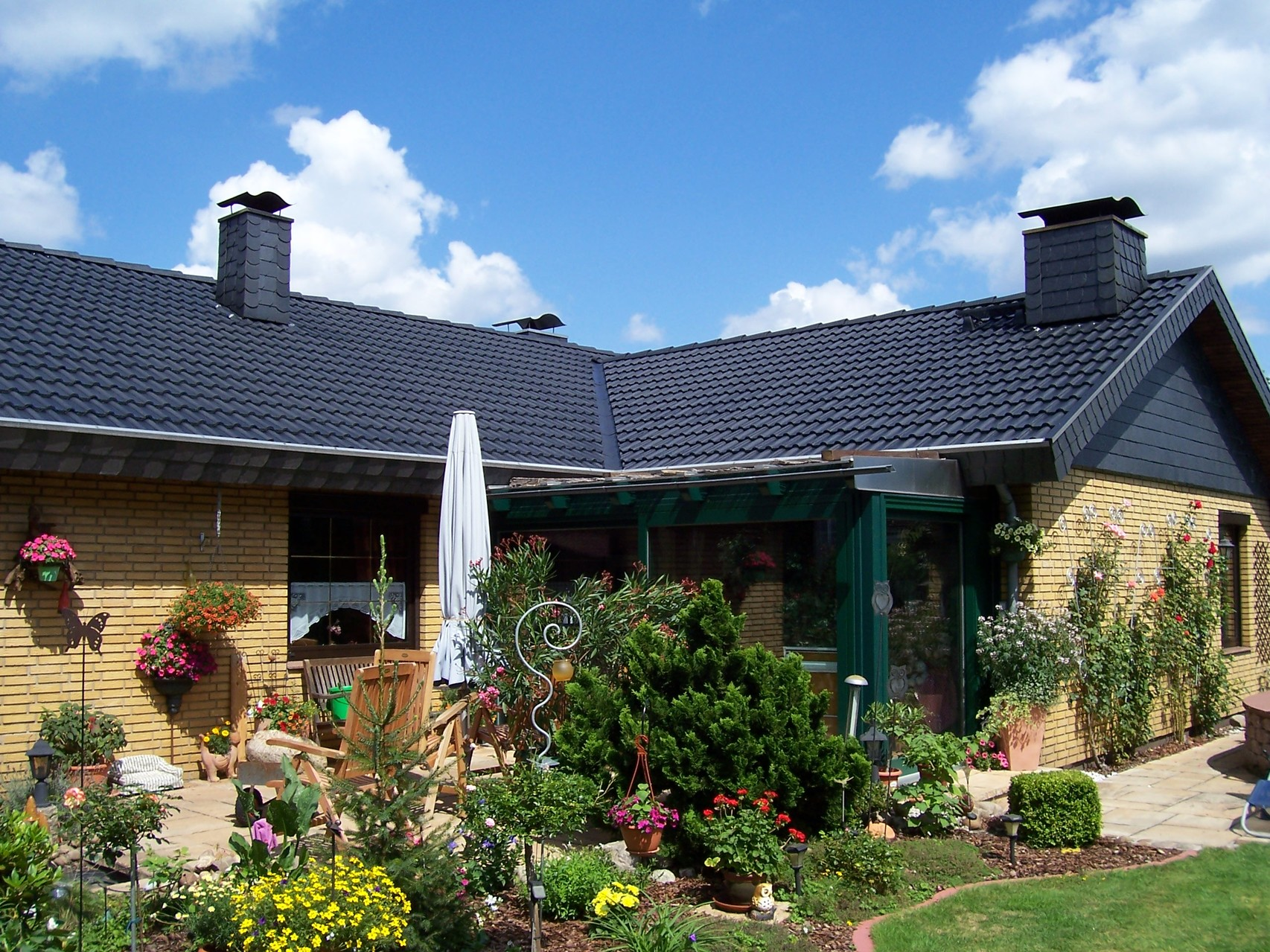 Dachreinigung Meisel Dachbeschichtung Gifhorn
