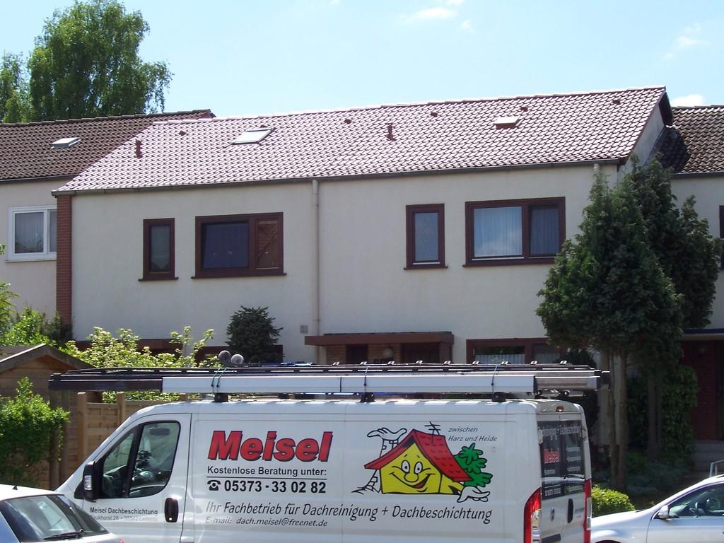Dachreinigung Meisel Dachbeschichtung Braunschweig - Heidberg