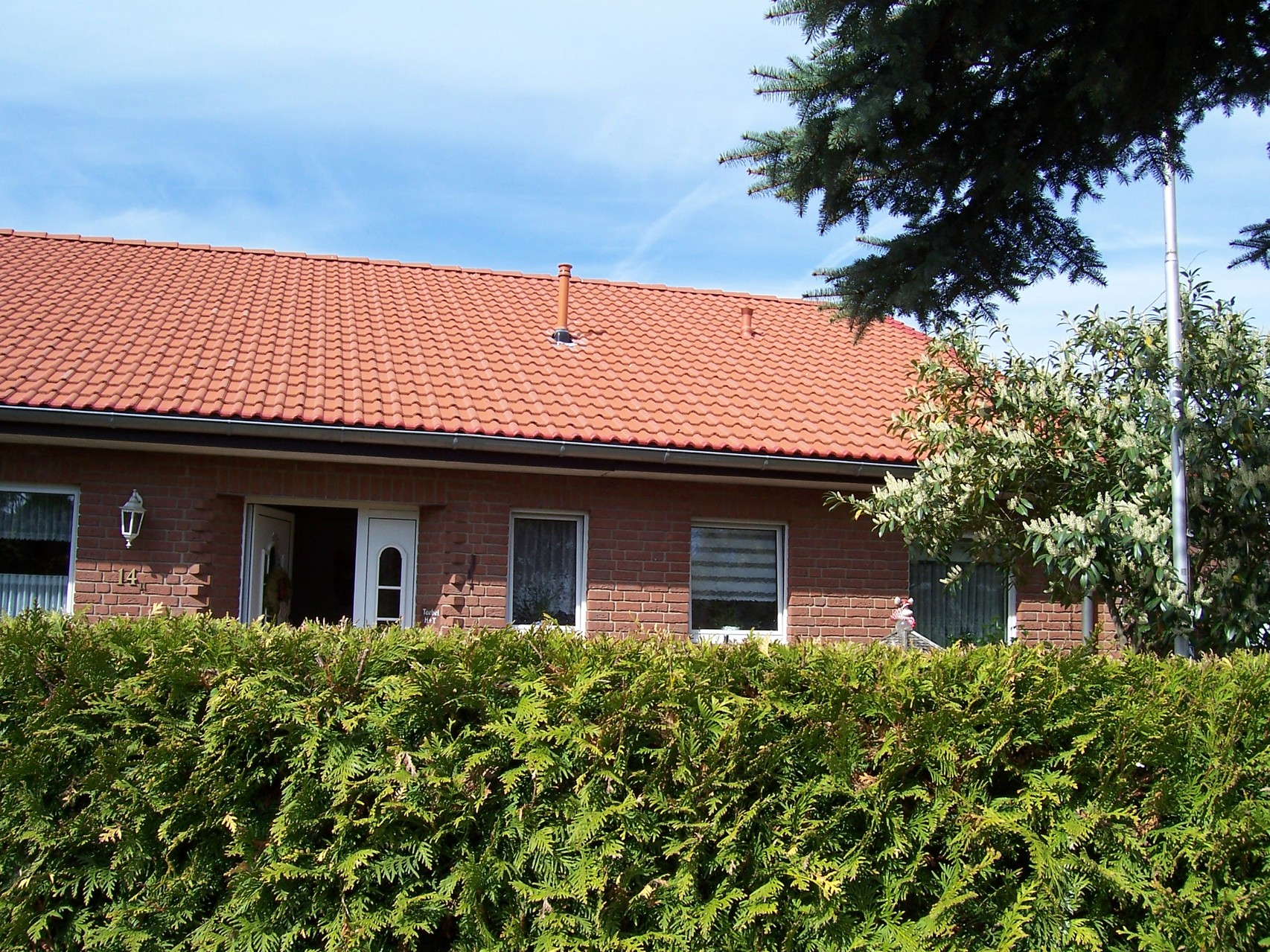 Dachreinigung Meisel Dachbeschichtung Steimke