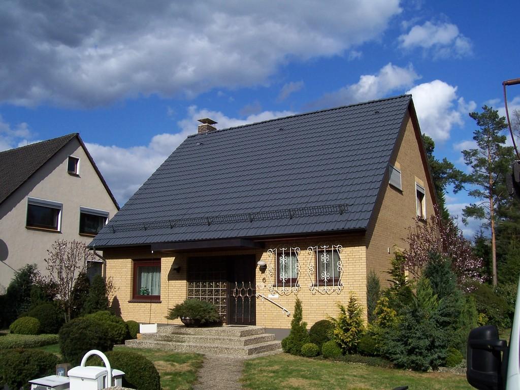 Dachreinigung Meisel Dachbeschichtung Barwedel