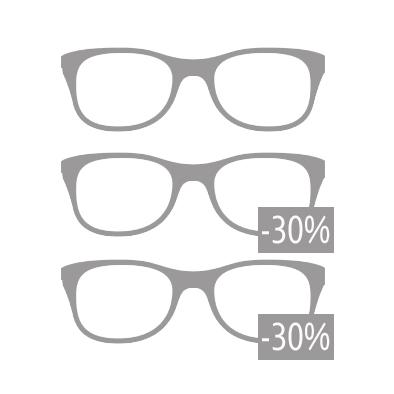 Rabatte auf Zweitbrillen bei  Zacher in Erfurt