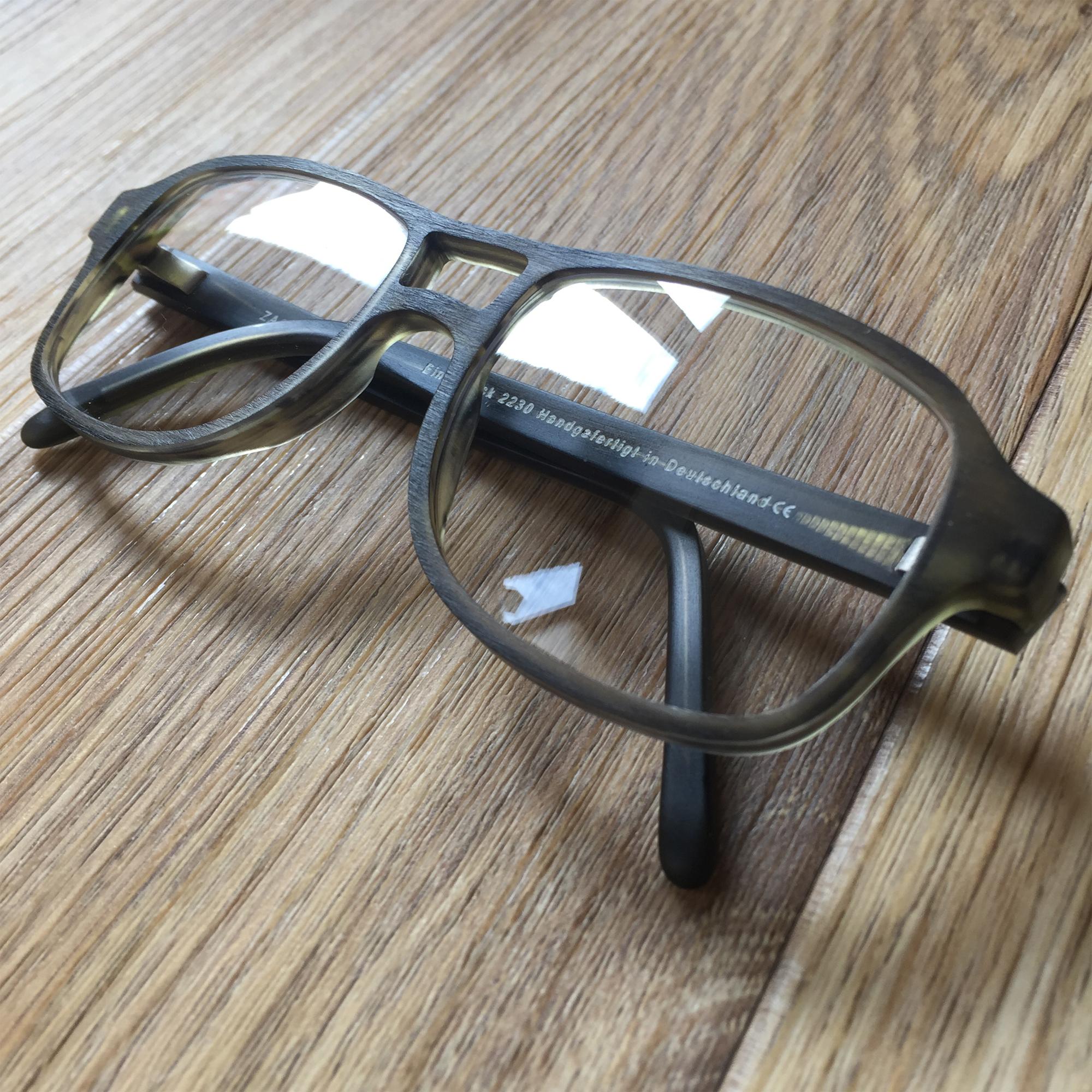 Maßbrille von Optiker Zacher Erfurt #Sonderanfertigung #Lieblingsbrille #Brillenliebhaber