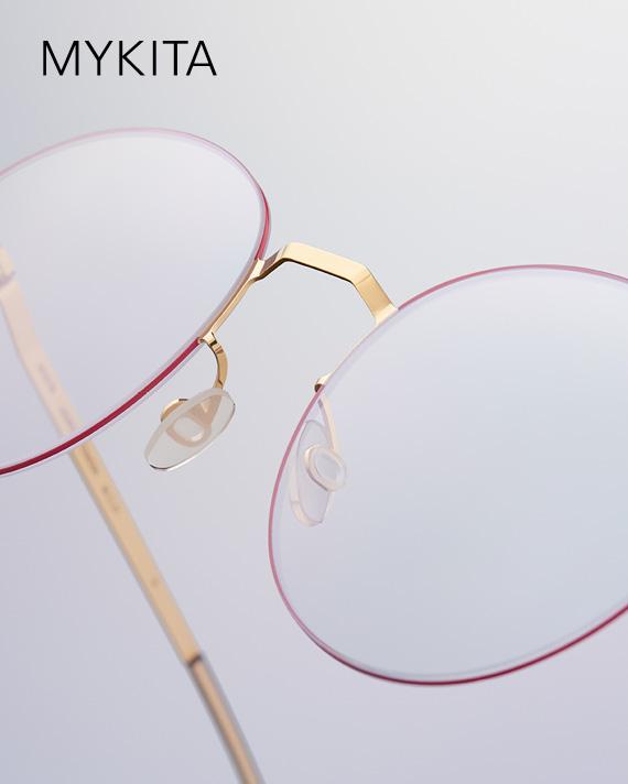 Brillen von Mykita, Blechbrillen aus der Hauptstadt bei Zacher in Erfurt