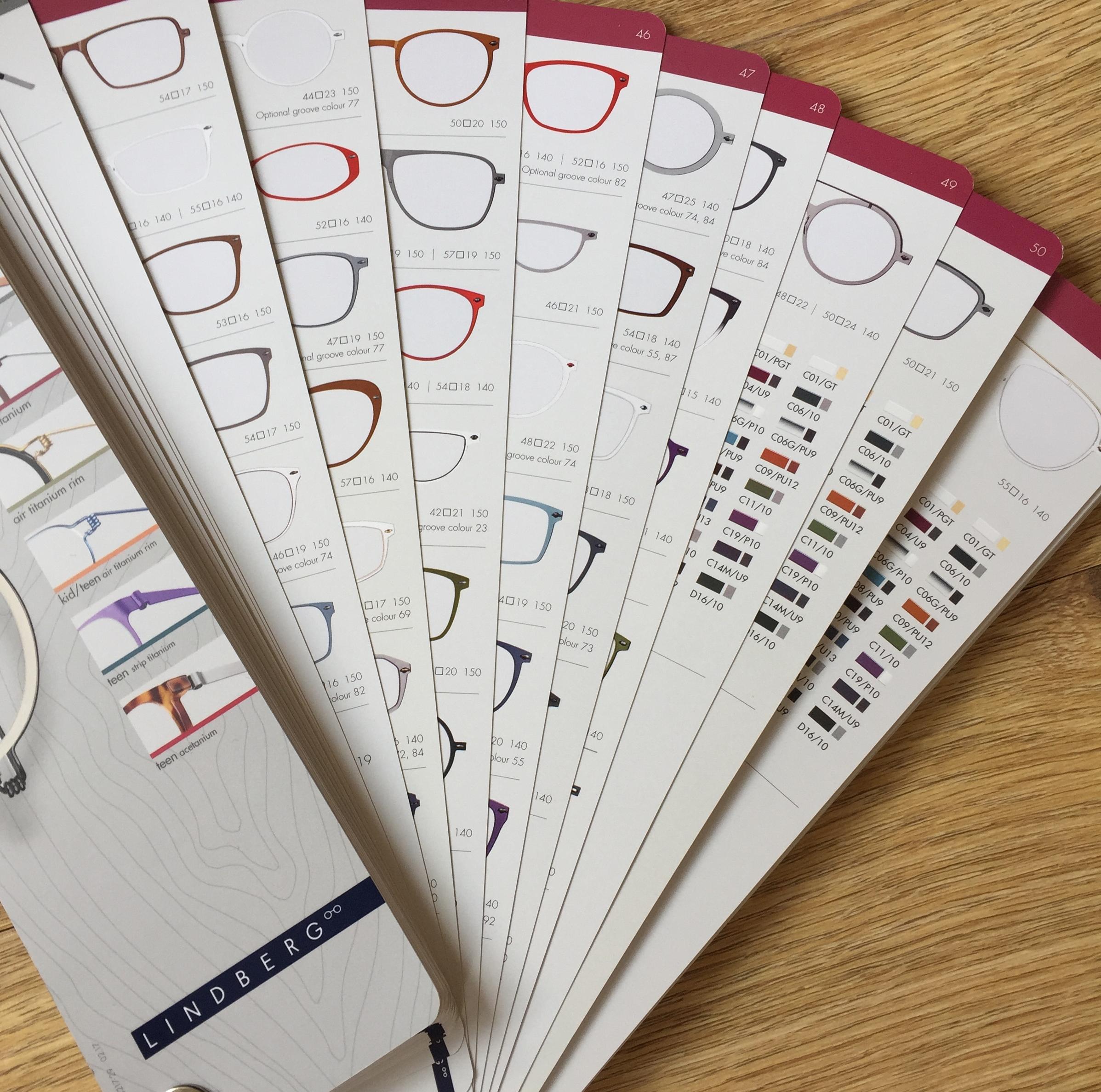 Lindberg NOW : Baukastensystem zur Individuellen Brille
