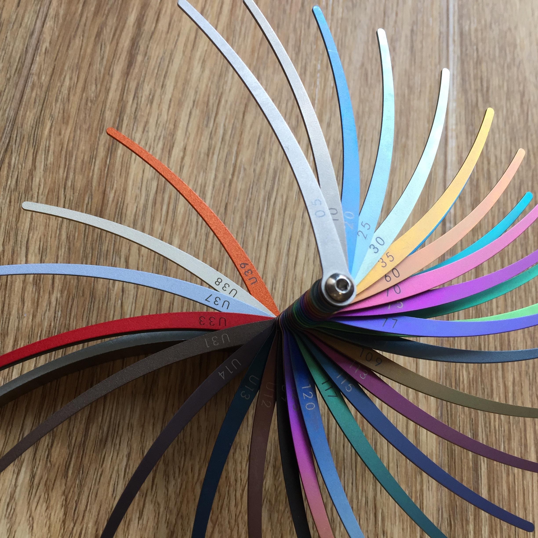 Lindberg NOW:  Viele Formen, Größen und Farben