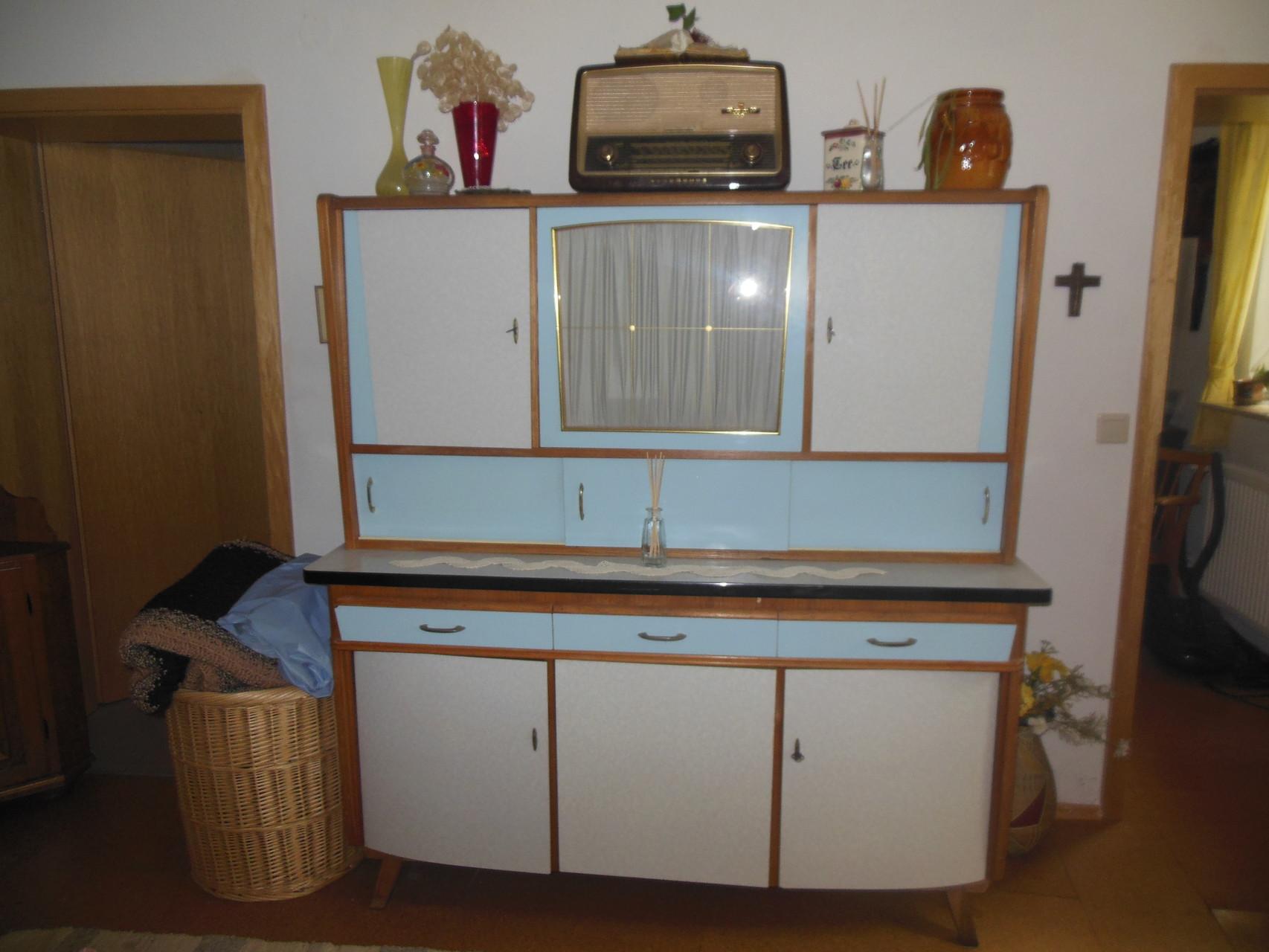 Alno Küchenschrank 50er Jahre