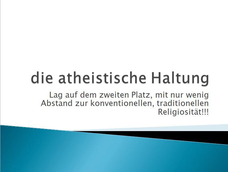Glaube, Gesundheit, Alter, Annette Zimmermann