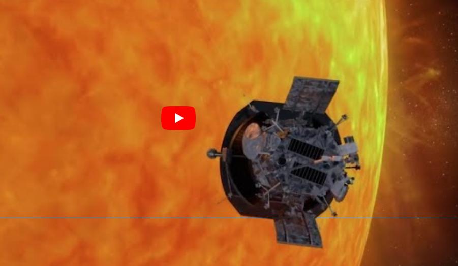 Parker Solar Probe supera su primera aproximación al Sol -  laisladelaastronomia.com 83c357ed616
