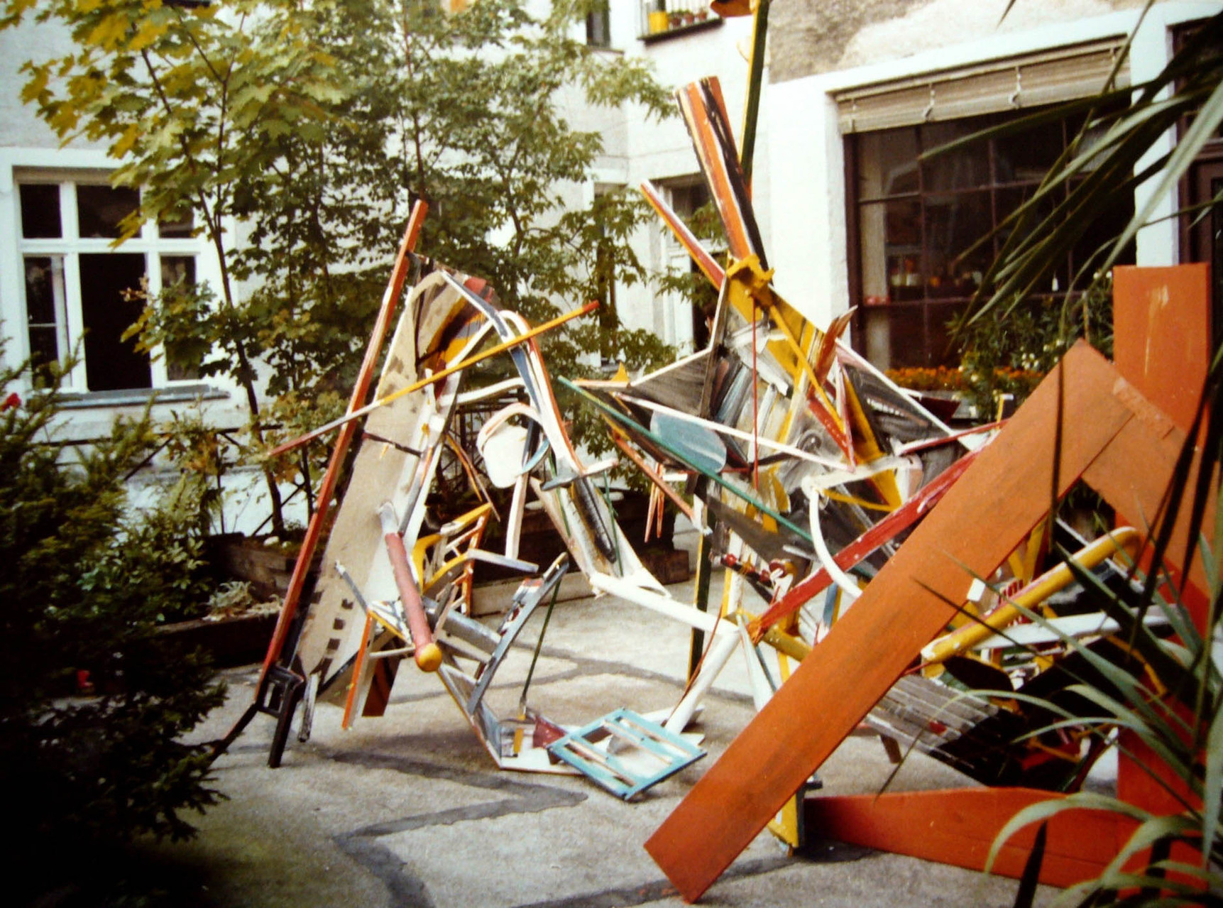 Bildraumobjekte, Kollektiv Herzogstrasse