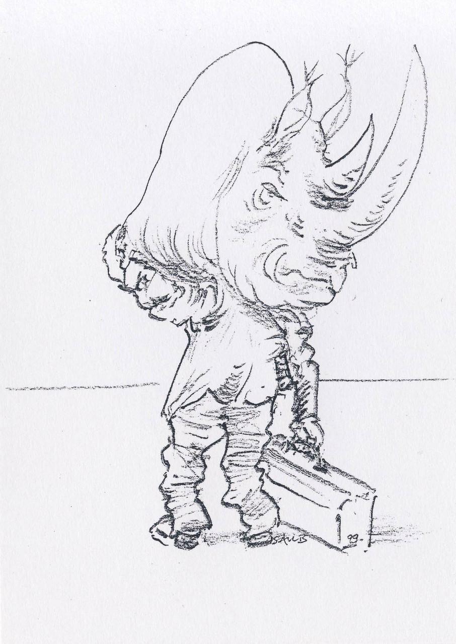 Hornemann, Zeichnungen, 4