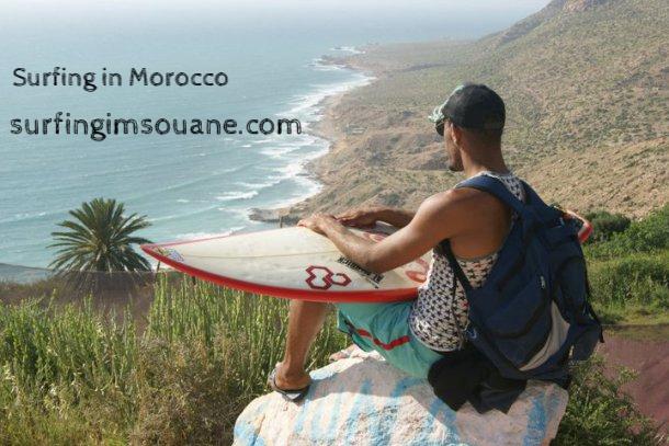 Hafid -.Surfing Imsouane Morocco