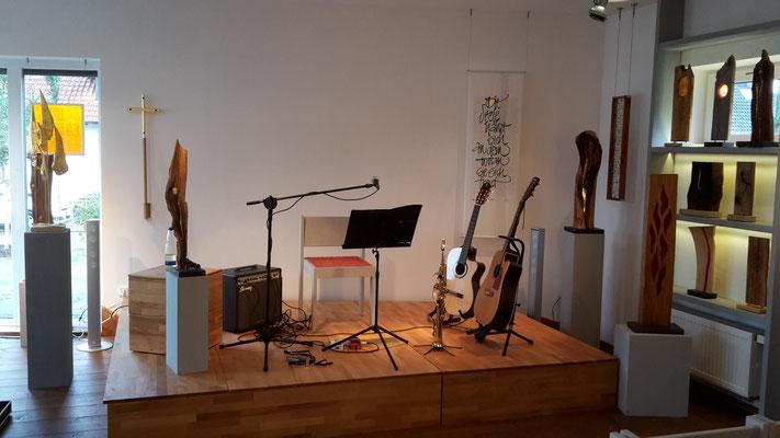 Liedermacherabend mit Raphael Steber, Forum 11, Hörzhausen, 2017