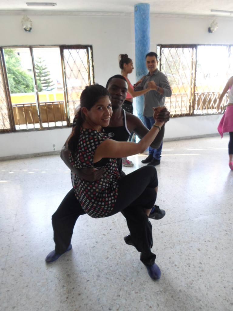 Primer Taller Internacional Salsa Star 2016 - Tango de Salon & Tecnica de Baile.  Talleristas desde Argentina: Ruben Jofre y Adriana Maldonado. 5 de Junio de 2016.