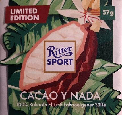 "Ritter Sport - ""Cacao Y Nada"" im Test"