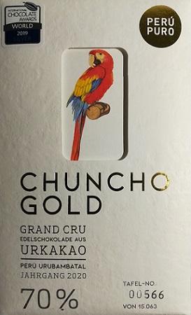 """Jahrgang 2020 von """"Peru Puro - Chuncho Gold"""""""