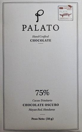 Palato - Tree-to-Bar Schokolade aus Honduras