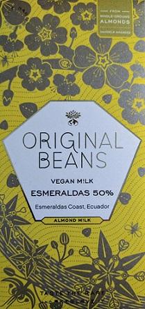 Esmeraldas Vegan M!lk - Neue Original Beans Schokolade