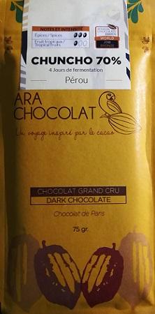 Ara Chocolat - Bean-to-Bar Schokoladen aus Paris