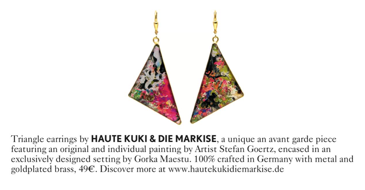 Haute kuki die markise hautekukidiemarkises webseite for Haute kuki und die markise