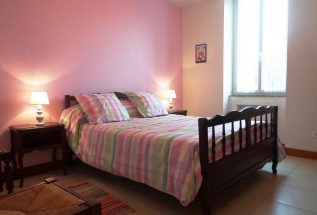 La chambre lilas, 15m²