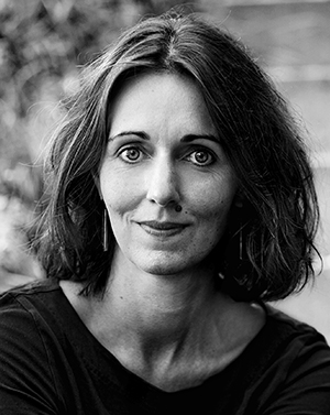 Daniela Krien, Foto: Maurice Haas / © Diogenes Verlag
