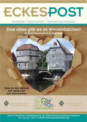 Eckes post - winzerladens Webseite!