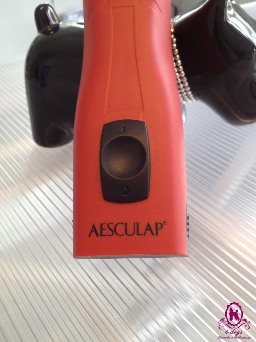 Markenschermaschine der Firma Aesculap