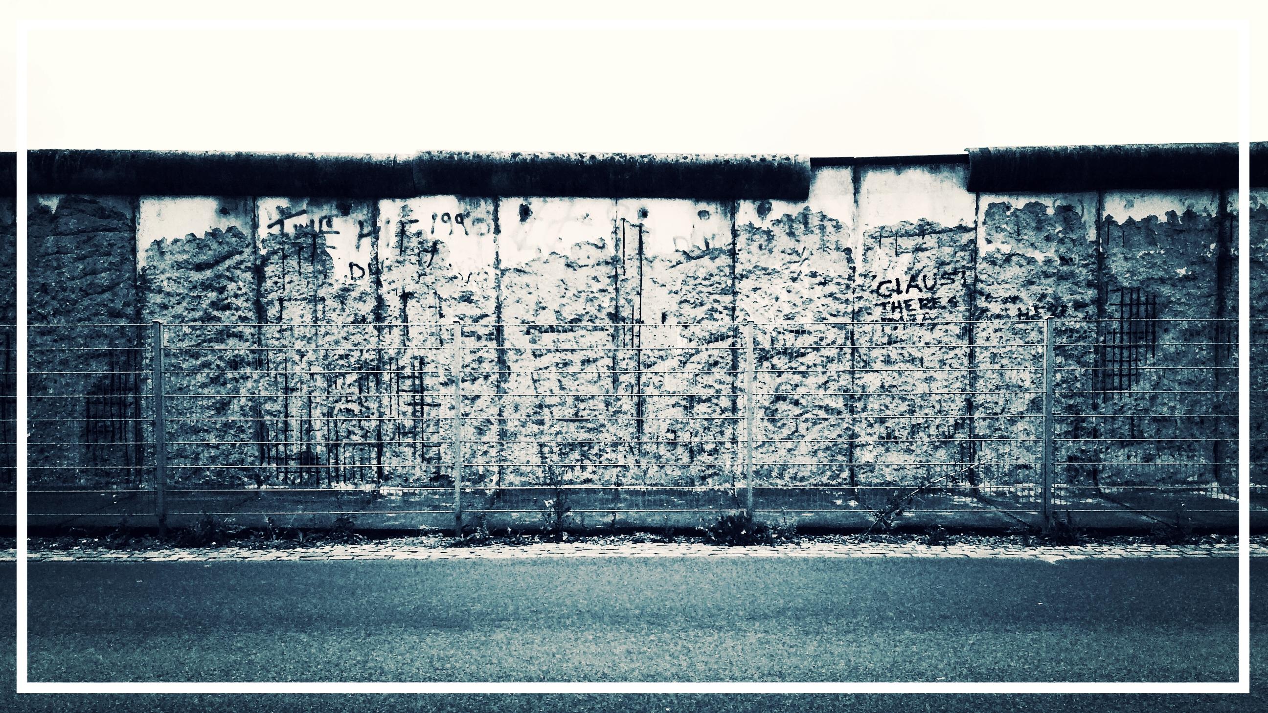 Berlin. Deutschland. Berliner Mauer. Deutsche Geschichte. Städtetrip.