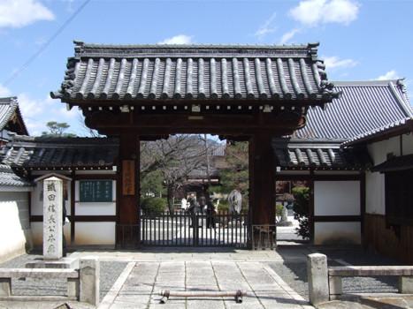 阿弥陀寺・門