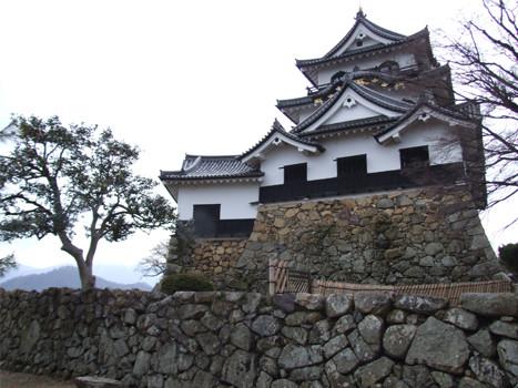 西の丸・三重櫓