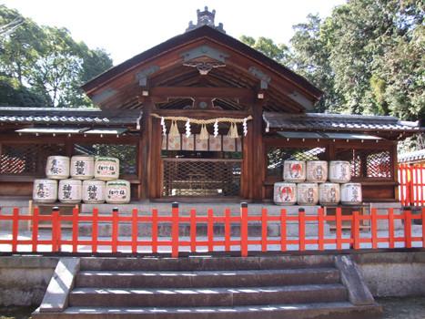 建勲神社・本殿