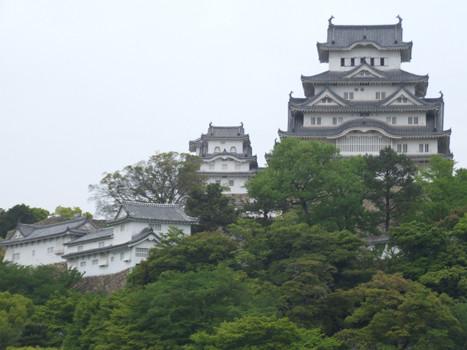 姫路城天守閣4