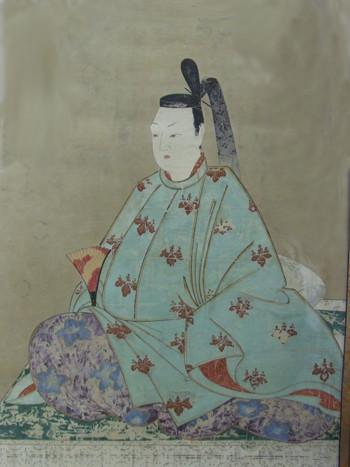 織田秀信肖像画