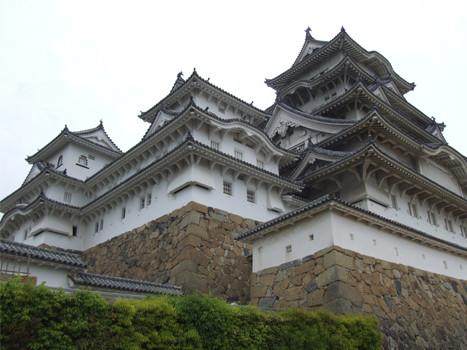 姫路城天守閣6