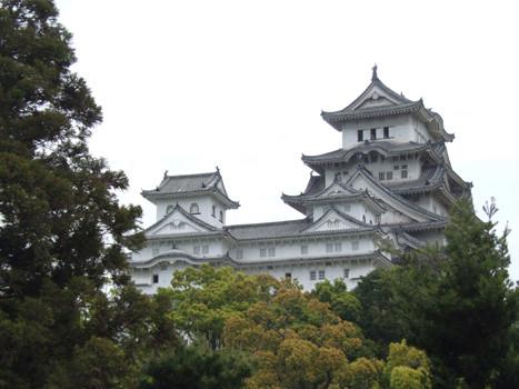 姫路城天守閣3