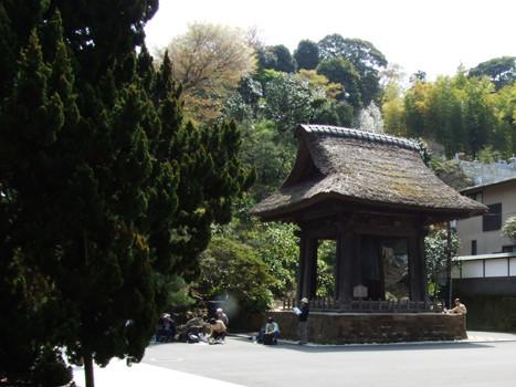 建長寺内建物