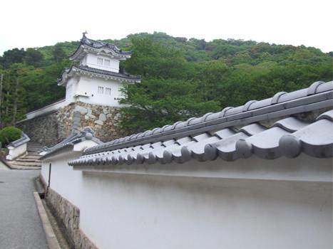 龍野城・櫓