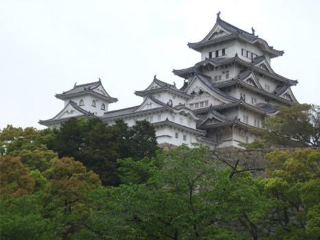 姫路城天守閣2